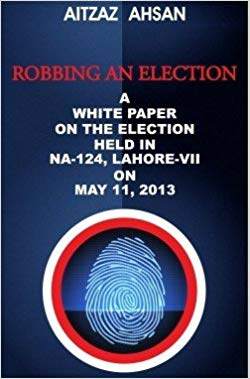 Robbing An Election