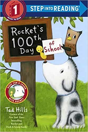 Rocket's 100th Day of School (Step Into Reading: A Step 1 Book)