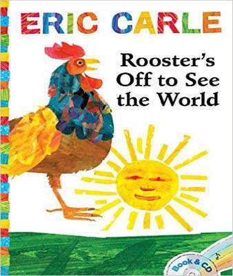 Rooster's Off to See the World (World of Eric Carle)
