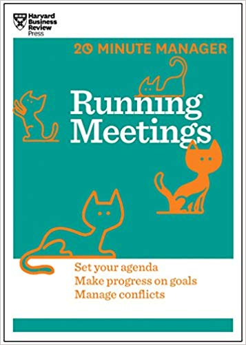 Running Meetings 20Minute Manager