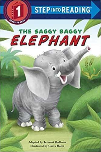 Saggy Baggy Elephant (Step into Reading)