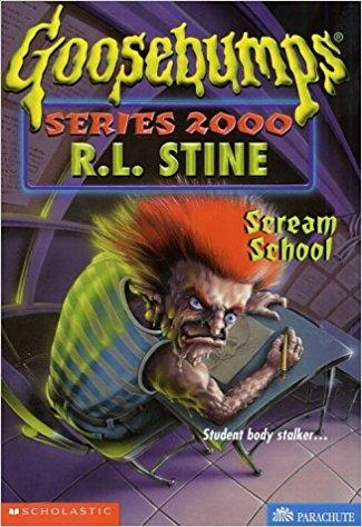 Scream School (Goosebumps 2000)