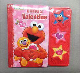 Sesame Street Elmos Valentine