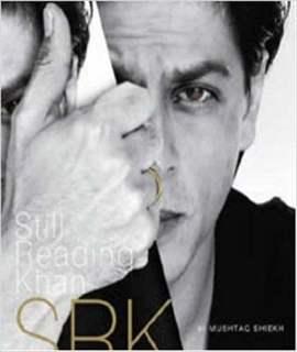 Shahrukh Khan Still Reading Khan