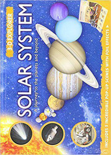 Evs Iq Pill Our Solar System Grade-4