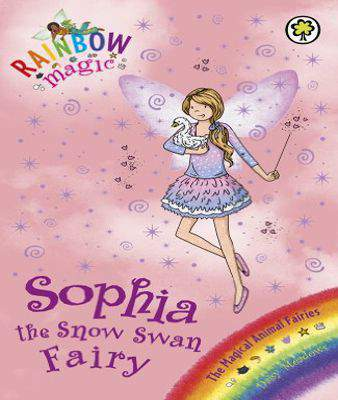 Sophia the Snow Swan Fairy