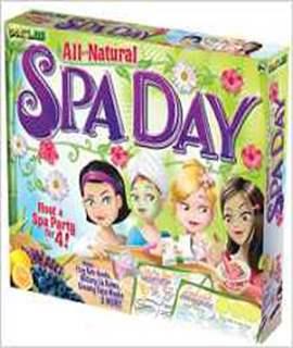 All-Natural Spa Day (SmartLAB)