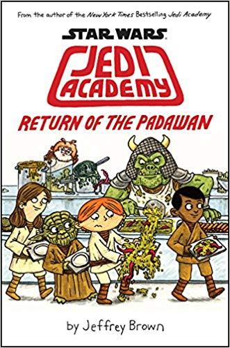 Star Wars Jedi Academy Return of the Padawan Book 2