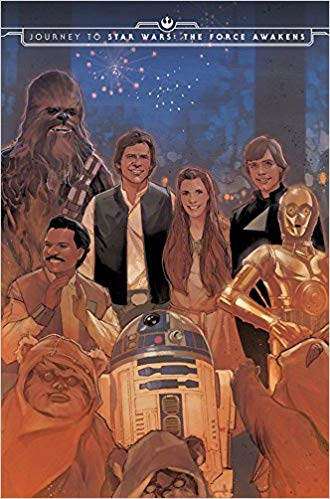 Star Wars Journey to Star Wars The Force Awakens Shattered Empire