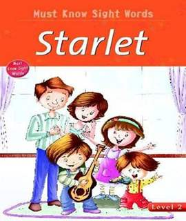 Starlet (Must Know Sight Words)