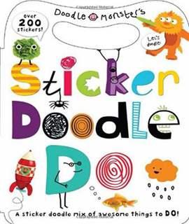 Sticker Doodle Do -