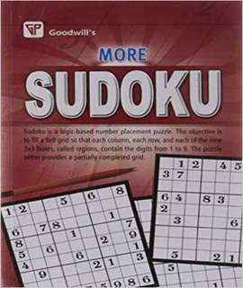 More Sudoku -