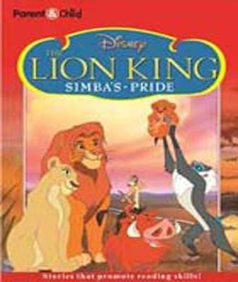 THE LOIN KING - SIMBA'S PRIDE