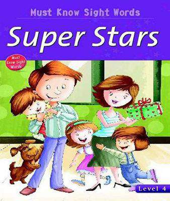 Super Stars: 1 (Must Know Sight Words)