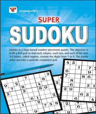 Super Sudoku  -