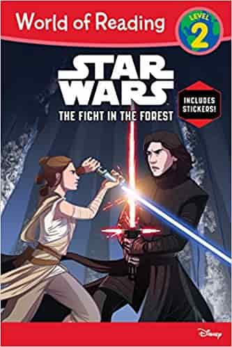 The Fight in the Forest (Star Wars: World of Reading, Level 2)