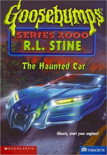 The Haunted Car (Goosebumps Series 2000)
