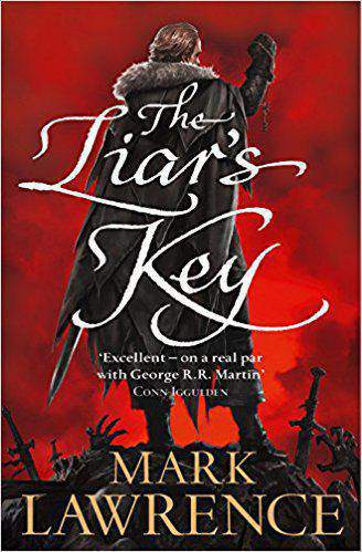 The Liar's Key (Red Queen's War, Book 2)   -  Paperback