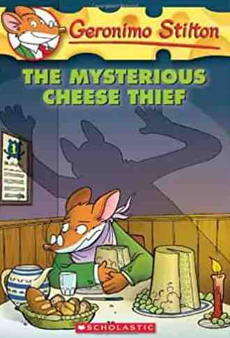 The Mysterious Cheese Thief -