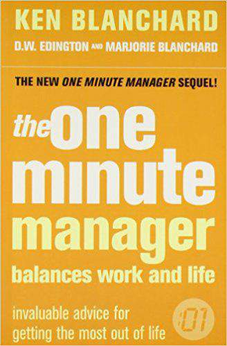 The One Minute Manager & Balances Work And Life
