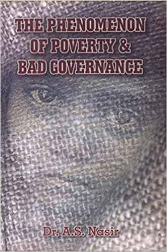 The Phenomenon Of Poverty & Bad Givernance