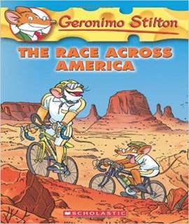 The Race Across America (Geronimo Stilton)