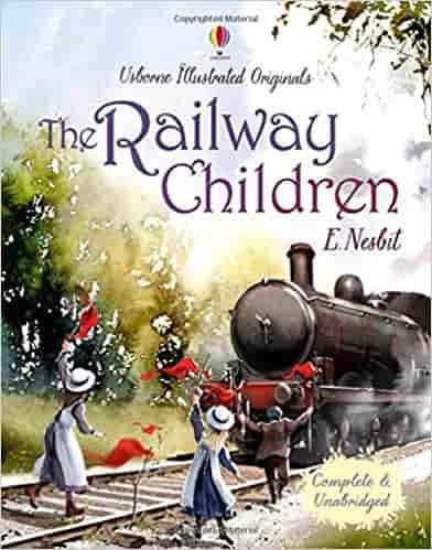 The Railway Children (Illustrated Originals)