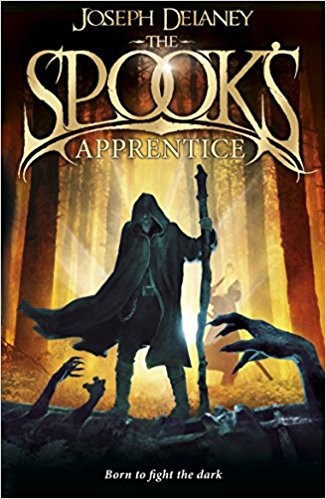 The Spook's Apprentice: Book 1 (The Wardstone Chronicles)