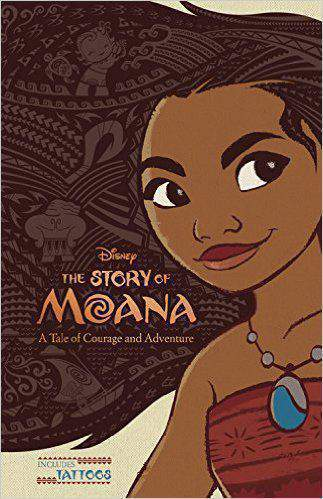 The Story of Moana A Tale of Courage and Adventure