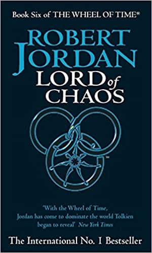 The Wheel Of Time Lord Of Chaos