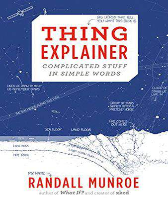 Thing Explainer : Complicated Stuff in Simple Words -