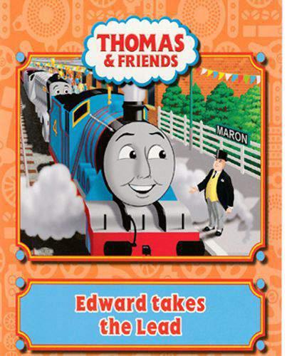 Thomas & Friends: Edwards Takes - PB