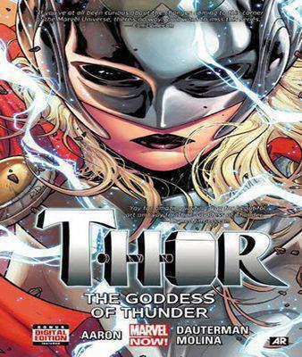 Thor 1 Goddess Of Thunder