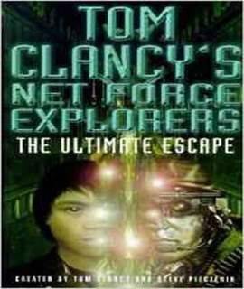 Tom Clancy's Net Force Explorers 4: The Ultimate Escape