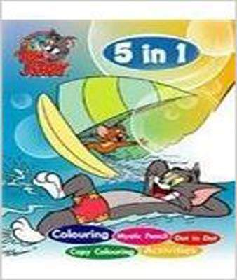 Tom And Jerry 5 In 1