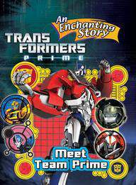 Transformers Prime MeetTeam Prime