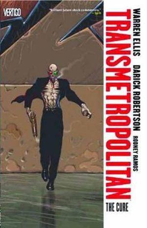 Transmetropolitan Volume 9: The Cure