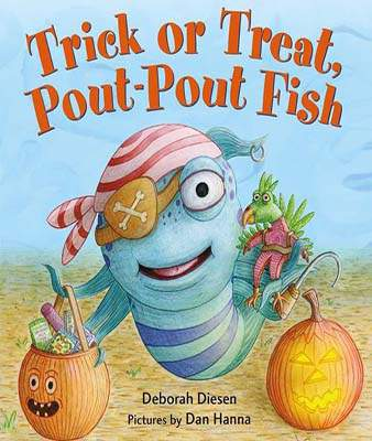 Trick or Treat Pout-Pout Fish (Pout-Pout Fish Mini Adventure) -