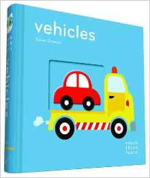 Touch Think Learn: Vehicles -