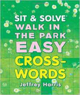 Walk in the Park Easy Crosswords (Sit & Solve)