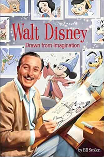 Walt Disney: Drawn From Imagination