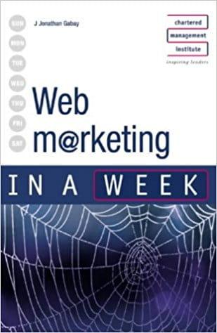 Web M@rketing in a week