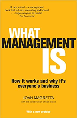 What Management is How it Works and Why its eryones Bune