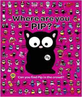 Where Are You Pip? (My Cat Pip)