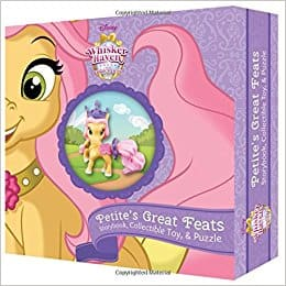 Whisker Haven Tales with the Palace Pets: Petite's Great Feats (Storybook Plus Collectible Toy)
