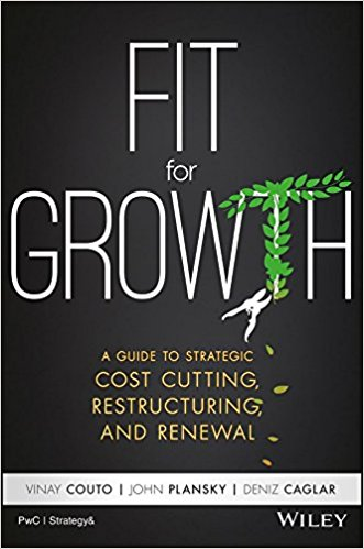 Fit for Growth: A Guide to Strategic Cost Cutting, Restructuring and Renewal