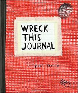 Wreck This Journal  -