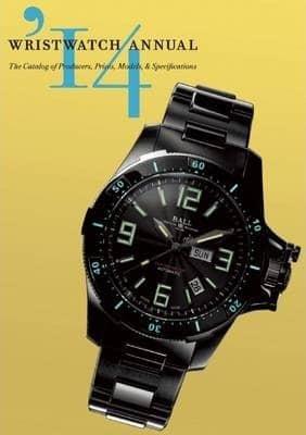 Wristwatch Annual 2014 - (PB)