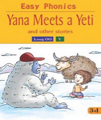 Yana Meets a Yeti (Easy Phonics)
