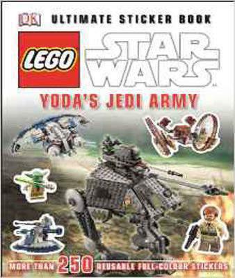 LEGO® Star Wars Yoda's Jedi Army Ultimate Sticker Book (Ultimate Stickers)